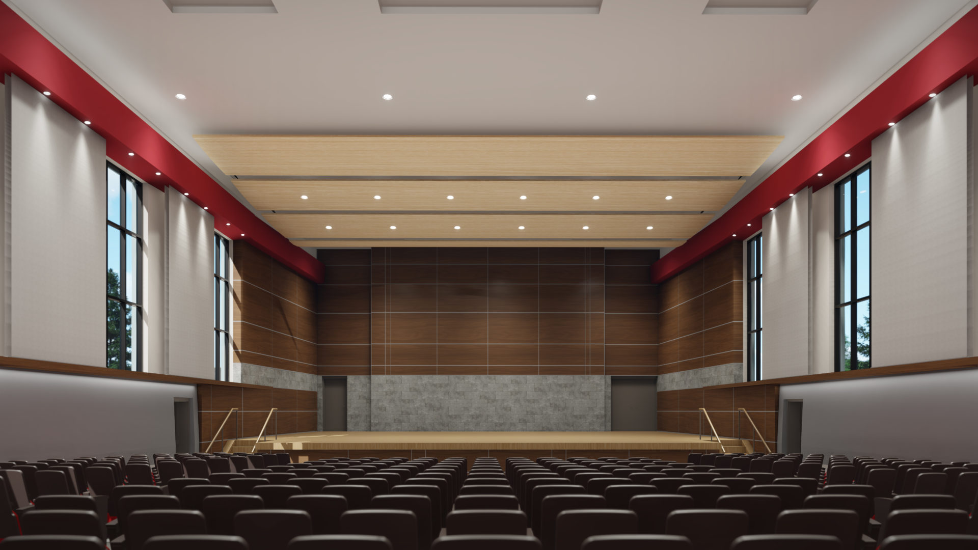 Douwstra Auditorium Renovation – Central College