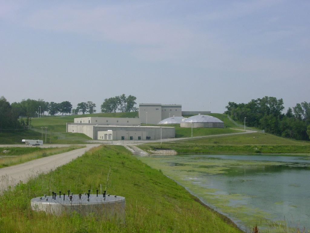 Maffitt Water Treatment Plant